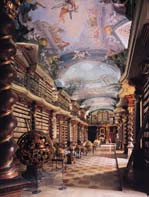 Baroque Library Hall